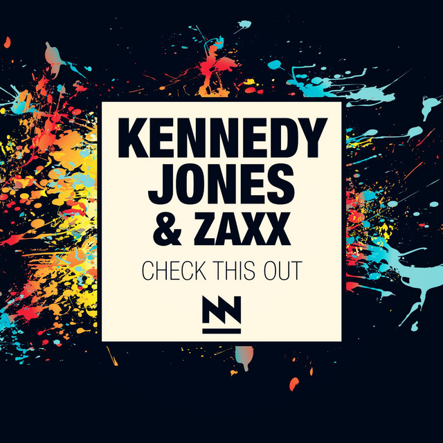 Artwork for Check This Out by Kennedy Jones