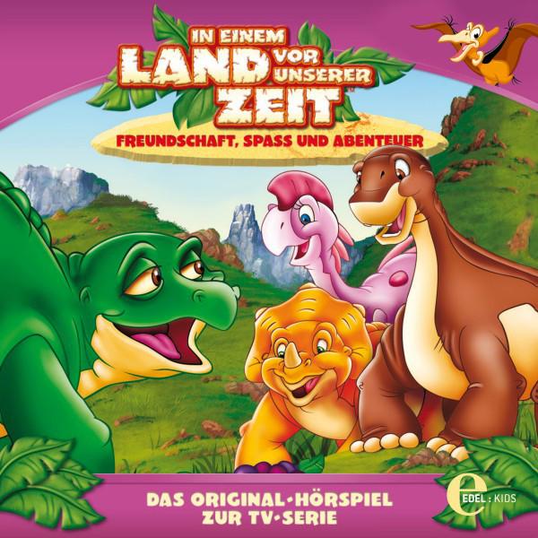 Folge 4: Das springende Sprudelwasser  -  Das neue Nest (Das Original-Hörspiel zur TV-Serie) Cover