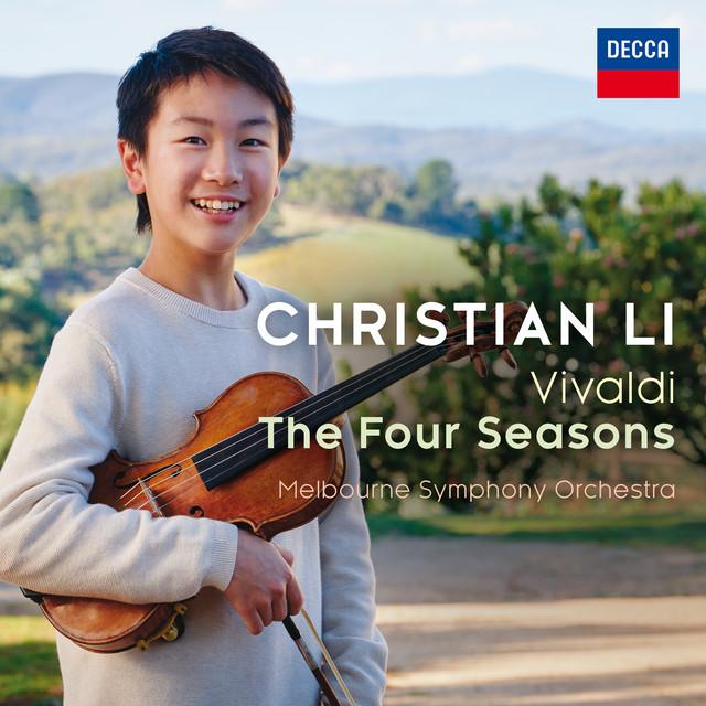 """The Four Seasons, Violin Concerto No. 4 in F Minor, RV 297 """"Winter"""": I. Allegro non molto"""