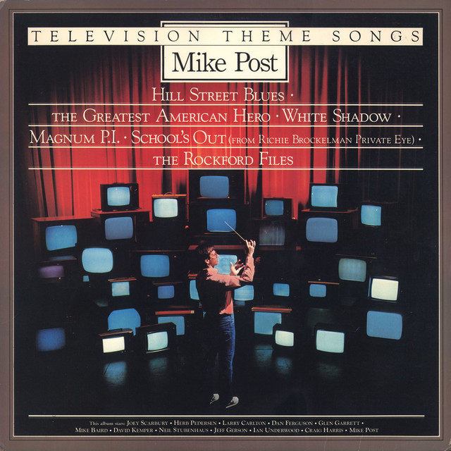 Theme from ''Hill Street Blues'' (feat. Larry Carlton)