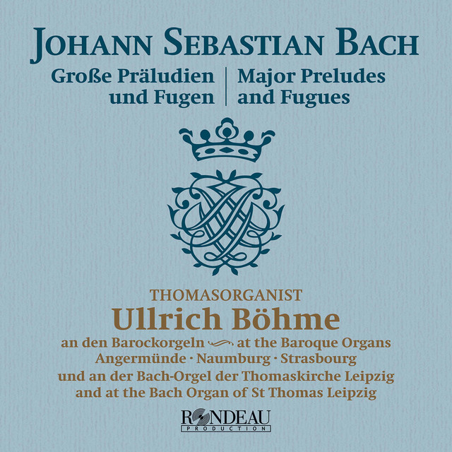 J.S. Bach: Major Preludes & Fugues
