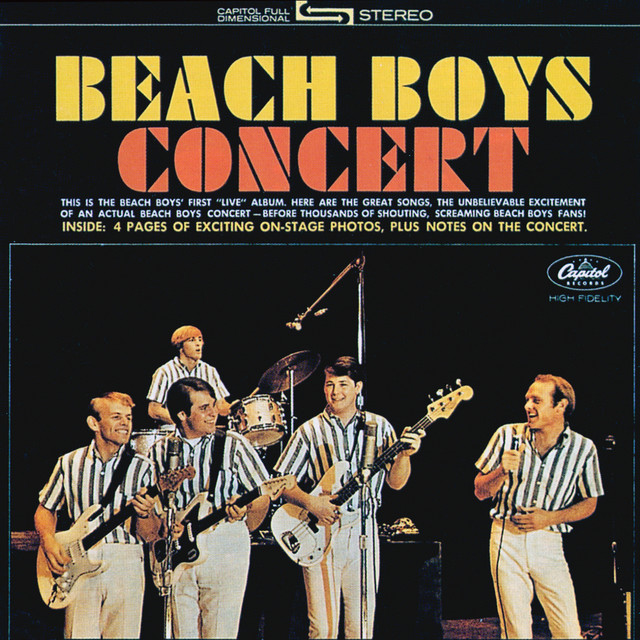 Beach Boys Concert (Live / Remastered)
