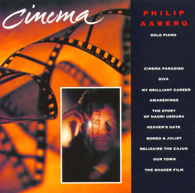 Cinema Paradiso album cover