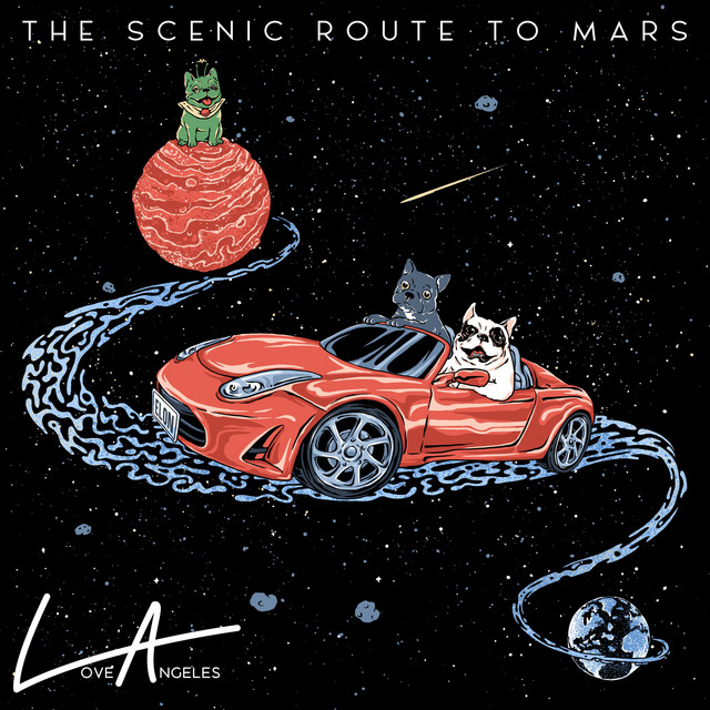 The Scenic Route to Mars Image