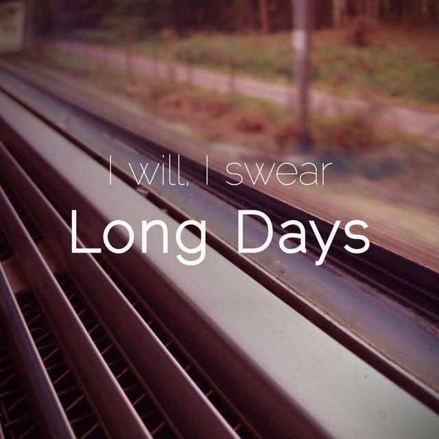 I Will, I Swear