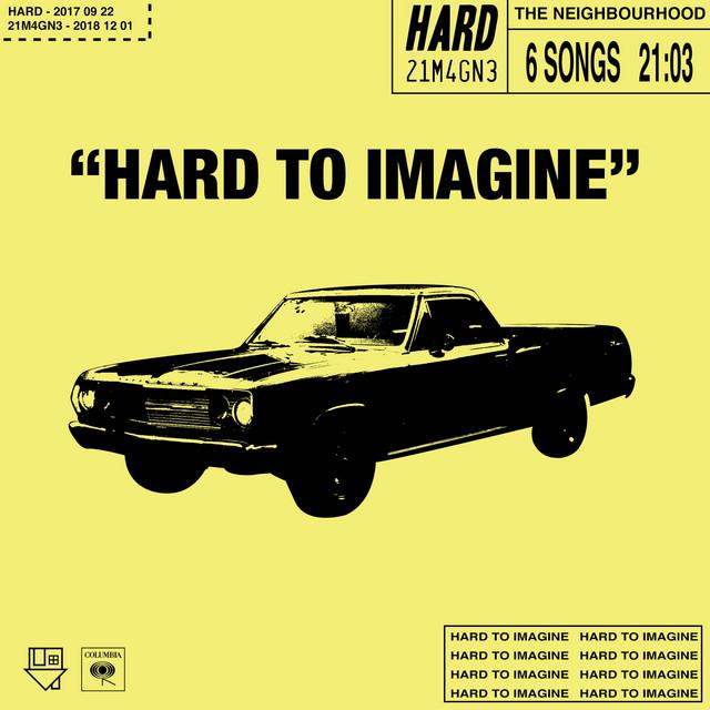 Hard to imagine - EP
