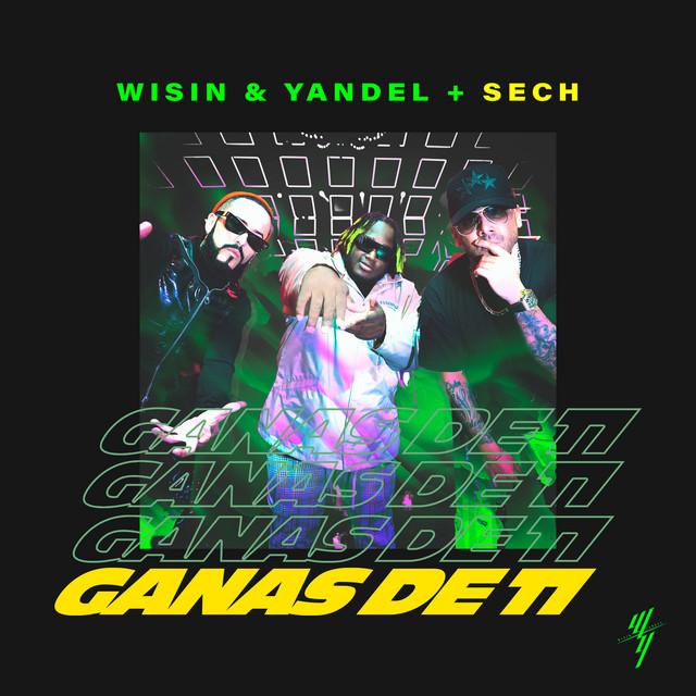 Wisin & Yandel Ganas de Ti acapella