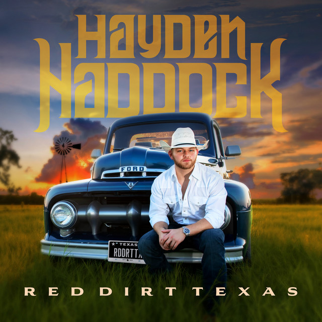 Red Dirt Texas-Hayden Haddock