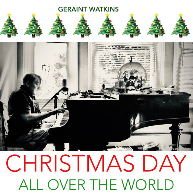 Christmas Day All Over The World Image