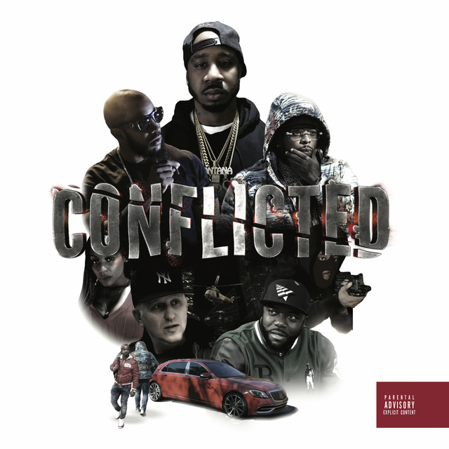 Album cover for Griselda & BSF: Conflicted (Original Motion Picture Soundtrack) by Various Artists