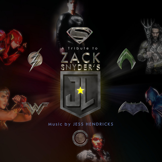 A Tribute to Zack Snyder's Justice League