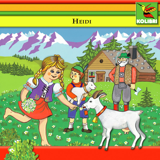 Heidi - Folge 1 & 2