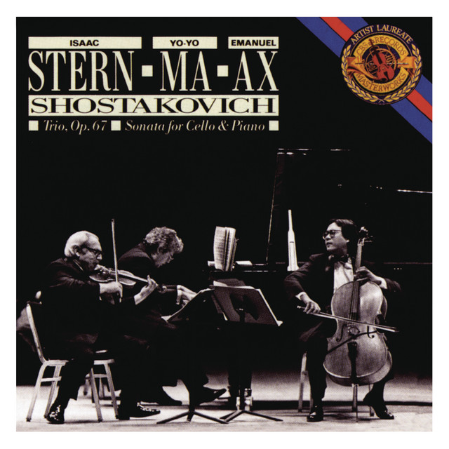 Shostakovich: Piano Trio No. 2, Cello Sonata (Remastered)