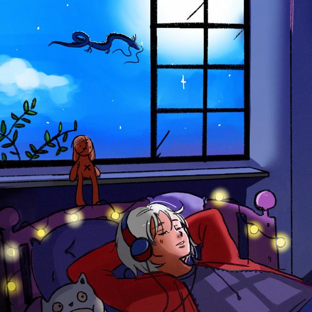 Sleep Anime Lofi Beats