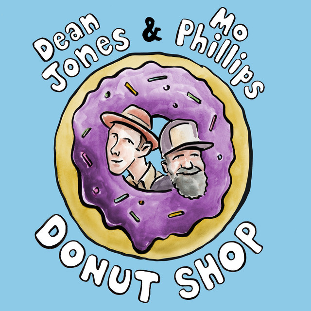 Donut Shop by Mo Phillips