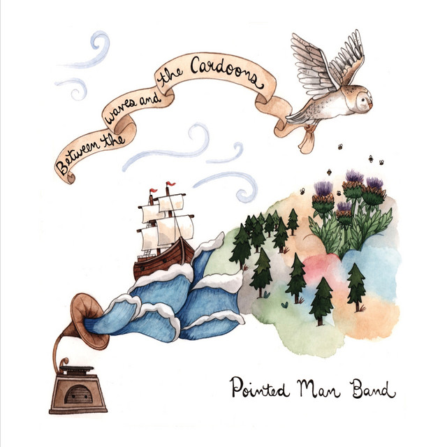 Between the Waves and the Cardoons by Pointed Man Band