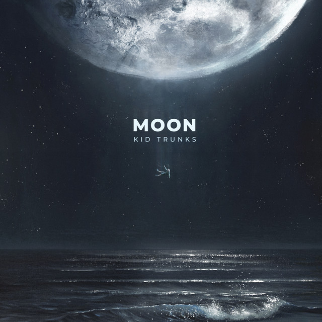 Album cover for Moon by Kid Trunks