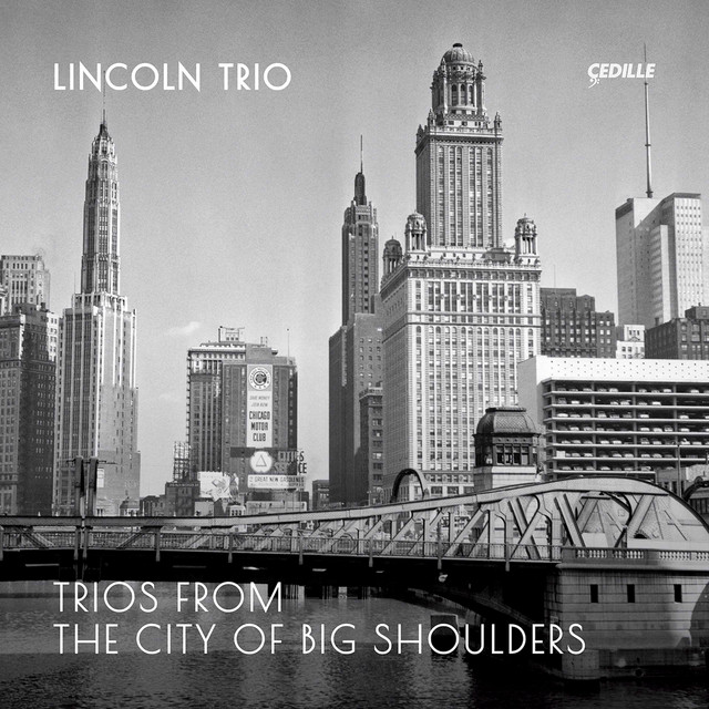 Trios from the City of Big Shoulders