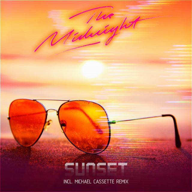 Sunset (incl. Michael Cassette Remix)