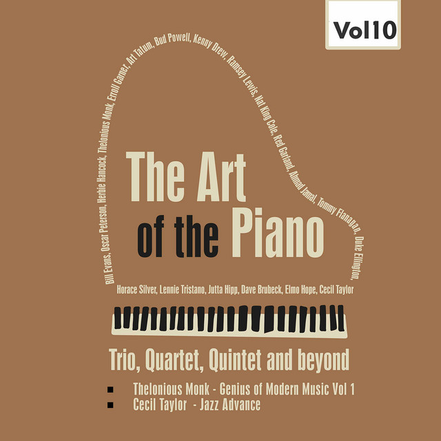 The Art of the Piano, Vol. 10