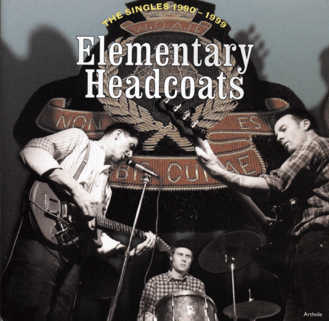 Cover art for Troubled Times by Thee Headcoats