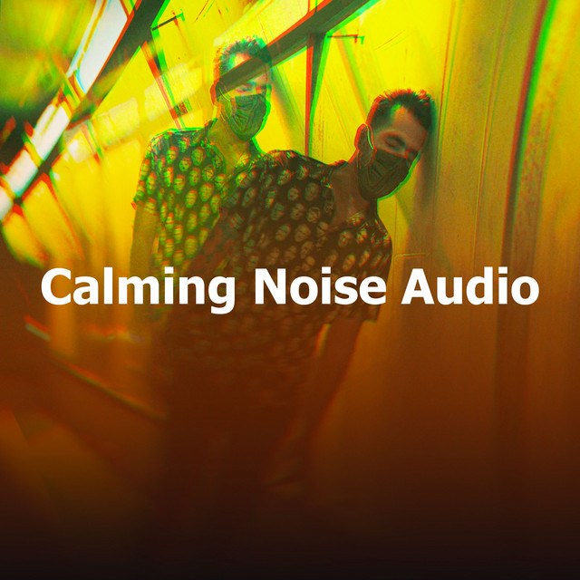 Album cover for Calming Noise Audio by Crafting Audio