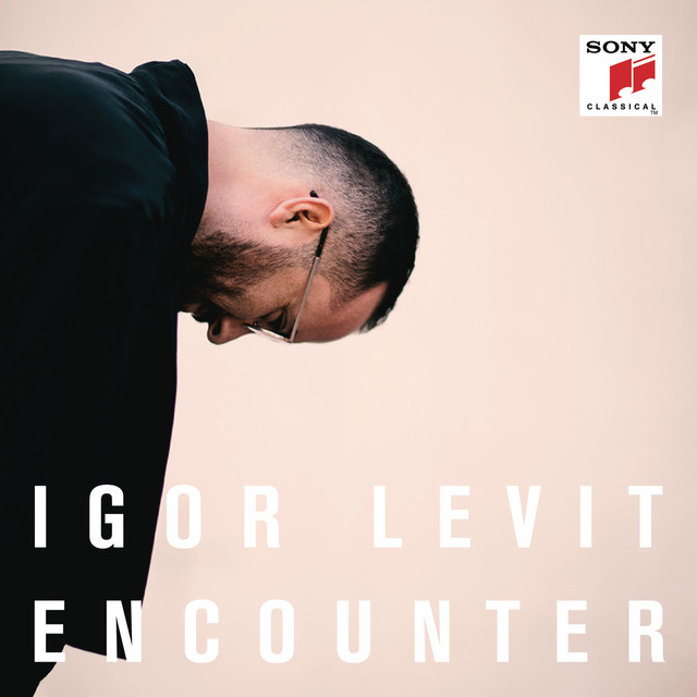 Album cover for Encounter by Igor Levit