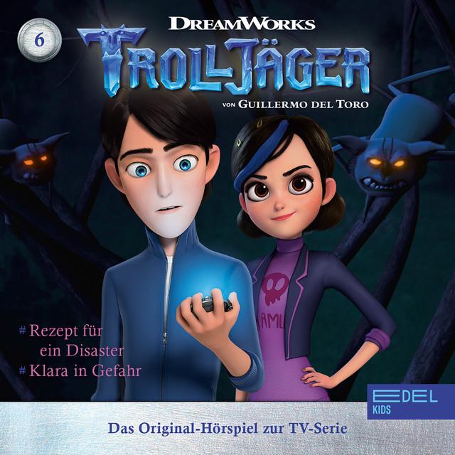 Folge 6: Rezept für ein Desaster  -  Klara in Gefahr (Das Original-Hörspiel zur TV-Serie) Cover