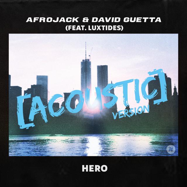 Hero (feat. Luxtides) - Acoustic Version