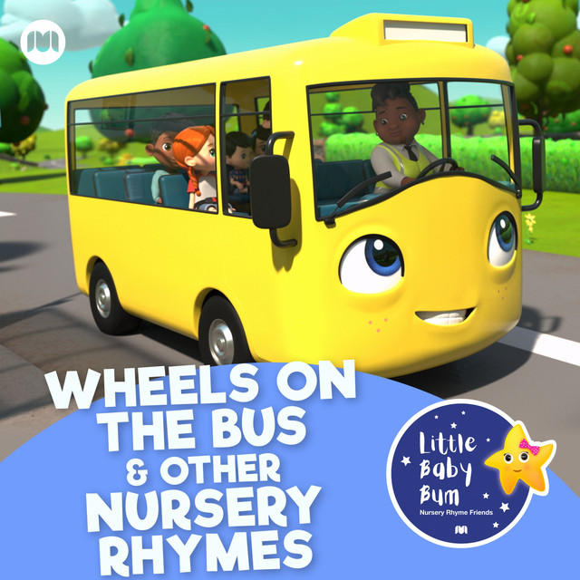 Wheels on the Bus & Other Nursery Rhymes with Little Baby Bum