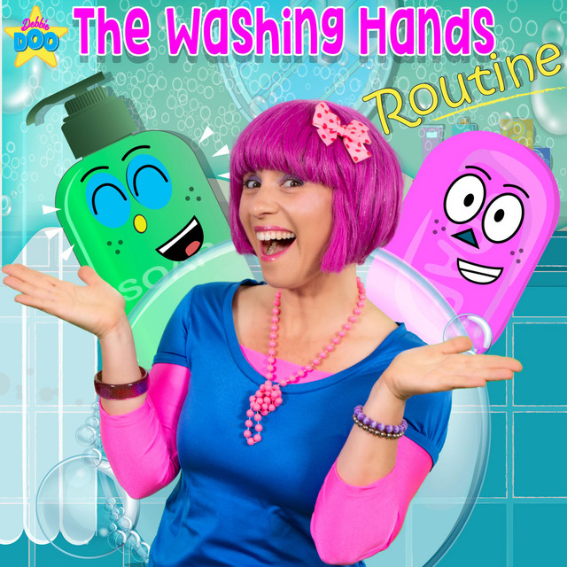 The Washing Hands Routine by Debbie Doo