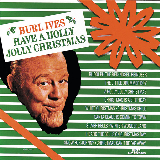 A Holly Jolly Christmas album cover