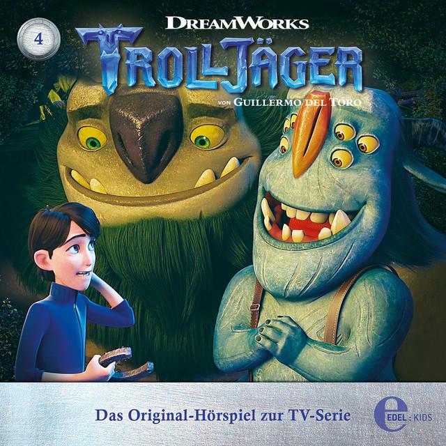 Folge 4: Die Jagd nach dem Gestaltwandler  -  Abenteuerliches Babysitting (Das Original-Hörspiel zur TV-Serie) Cover