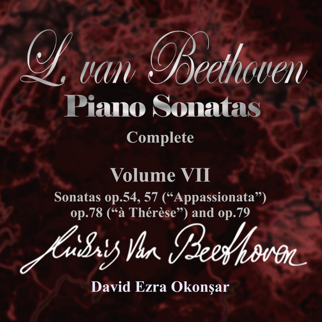 L. van Beethoven: Piano Sonatas No. 22, 23