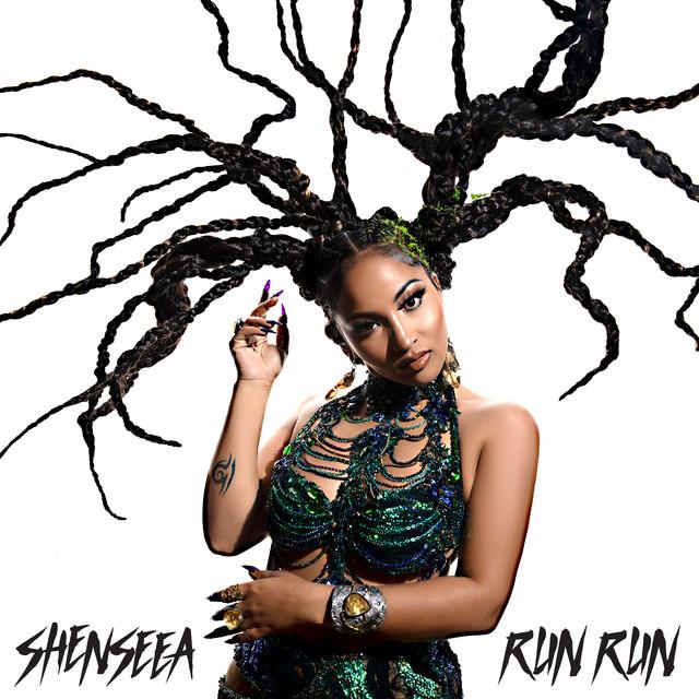 Run Run album cover