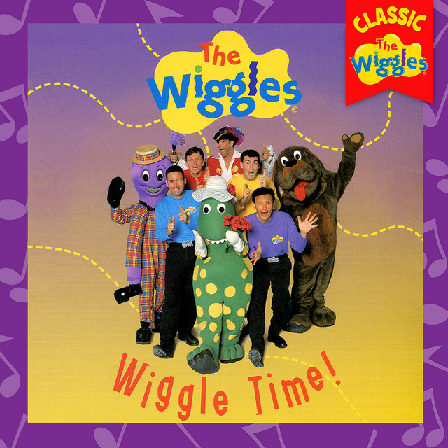 Wiggle Time! (Classic Wiggles) by The Wiggles