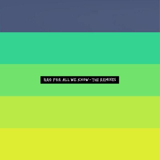 For All We Know - The Remixes - EP