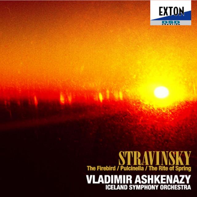 ストラヴィンスキー:「火の鳥」、「プルチネルラ」、「春の祭典」