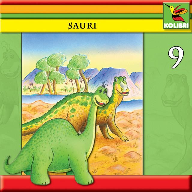 Sauri 9 - Sauri und Edmonto erleben gefährliche Abenteuer