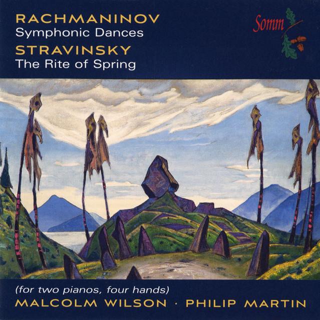 Rachmaninov: Symphonic Dances - Stravinsky: The Rite of Spring