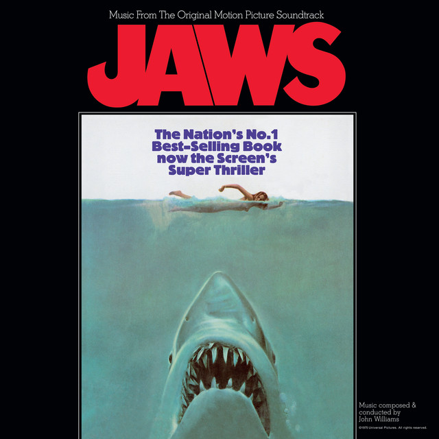 """Main Title/John Williams/Jaws - From The """"Jaws"""" Soundtrack"""