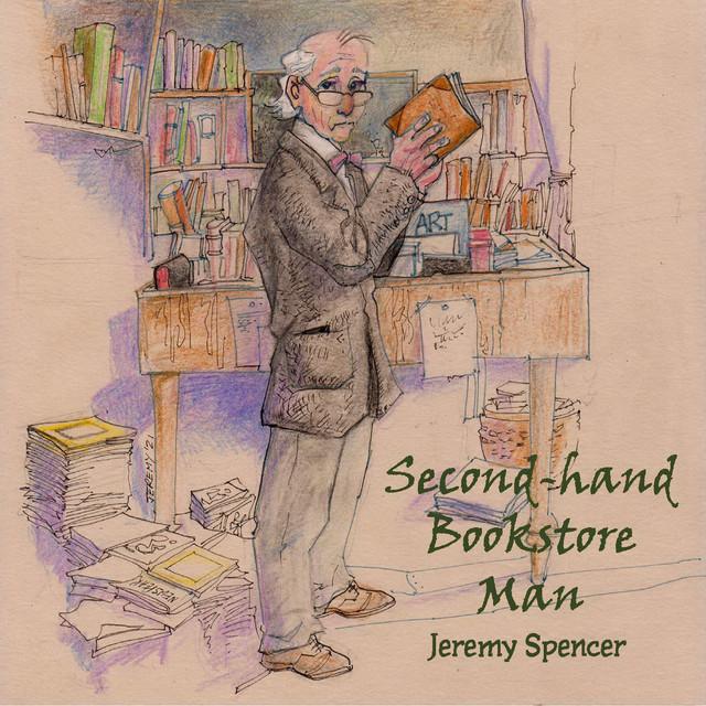 Second-Hand Bookstore Man