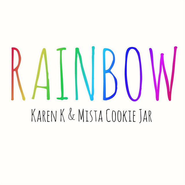 Rainbow by Mista Cookie Jar