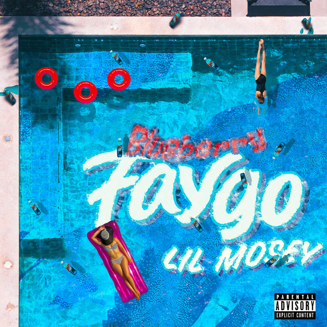 Lil Mosey Blueberry Faygo acapella