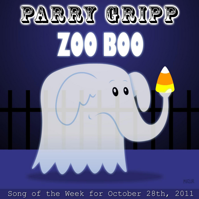 Zoo Boo by Parry Gripp