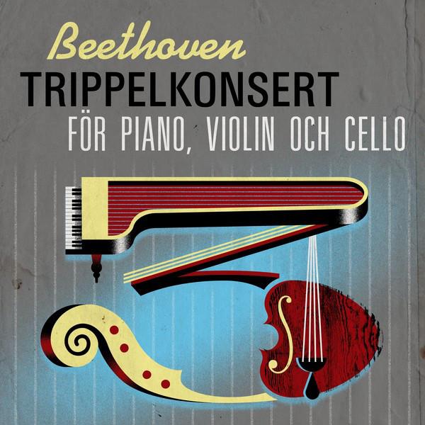 Beethoven Trippelkonsert för piano, violin och cello