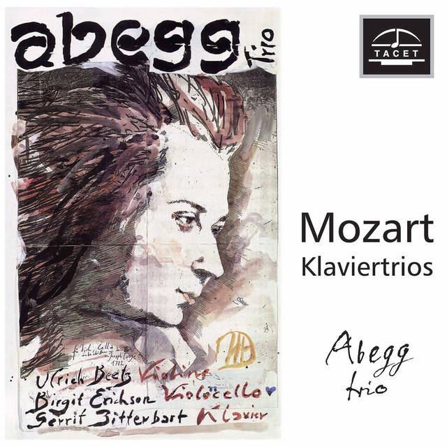 Album cover for Mozart: Piano Trios by Wolfgang Amadeus Mozart, Abegg Trio