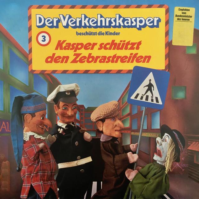 Folge 3: Kasper schützt den Zebrastreifen Cover