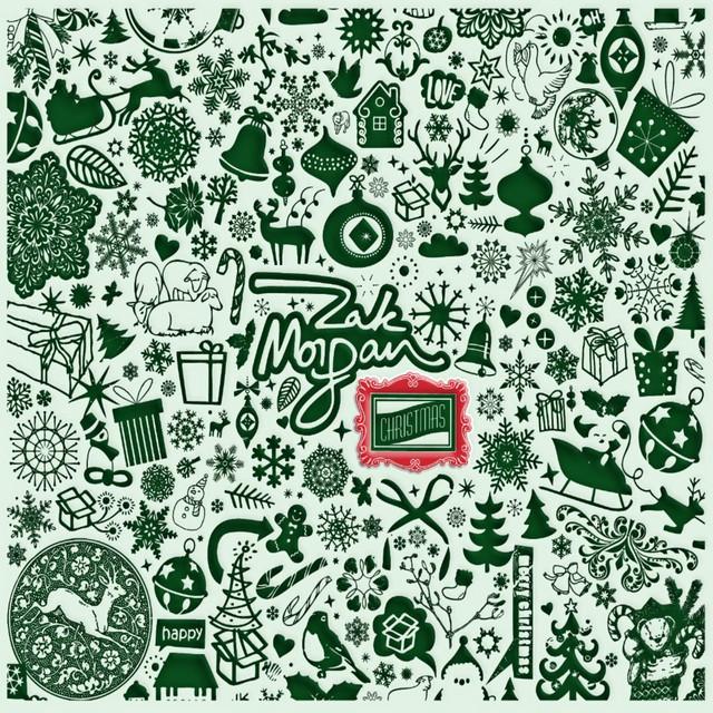 Christmas by Zak Morgan