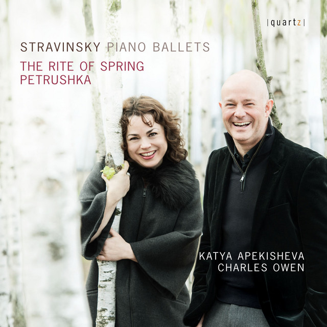 Stravinsky: Piano Ballets - Petrushka & The Rite of Spring